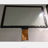 Custom large size P-cap touch screen panel 27 inch CTP 1920x1080 I2C or USB interface 10 points touch 3mm thickness