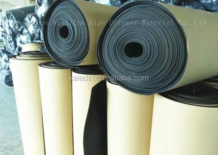 10mm auto adh sif acoustique acoustique en mousse mat riaux d 39 isolation panneaux insonorisants. Black Bedroom Furniture Sets. Home Design Ideas