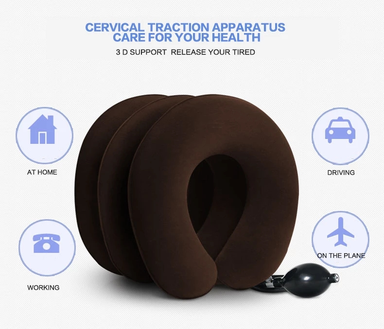 Cervical Traction neck traction for neck pain relief Neck Support, Neck Brace, Neck Collar