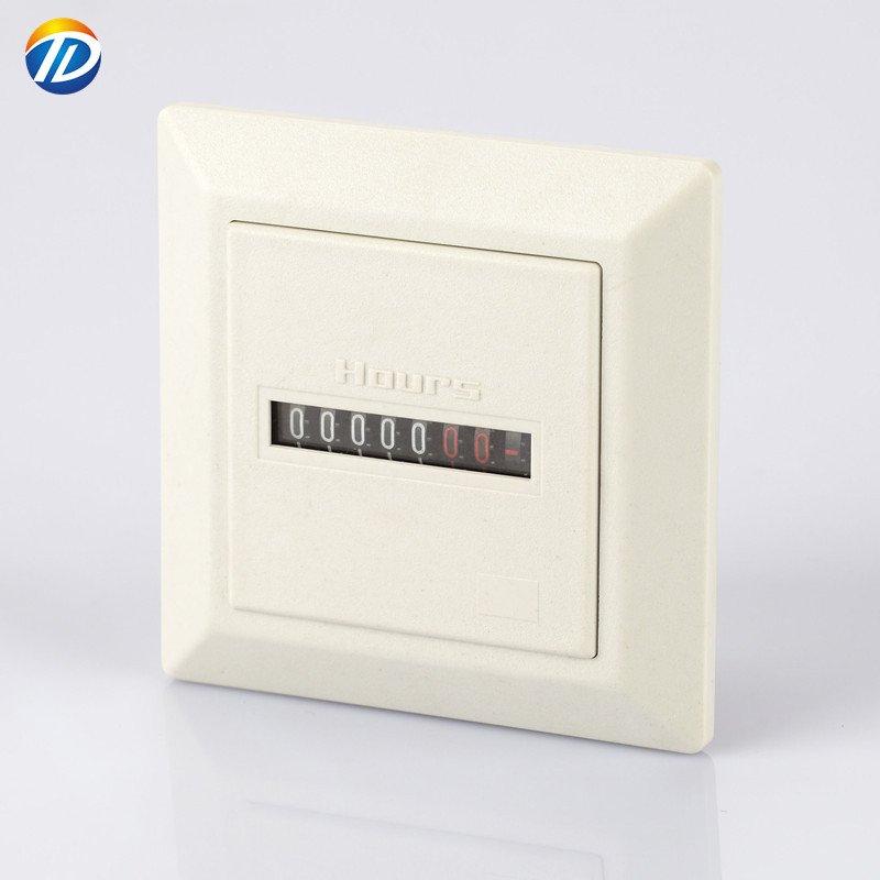 New Type hm-1 240V 220V 110V 24 AC 50hz 60hz mechanical Hour Meter digital hour meter industrial