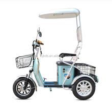 Classic design pieghevole anziani usano 3 ruote <span class=keywords><strong>elettrico</strong></span> mobility <span class=keywords><strong>scooter</strong></span>