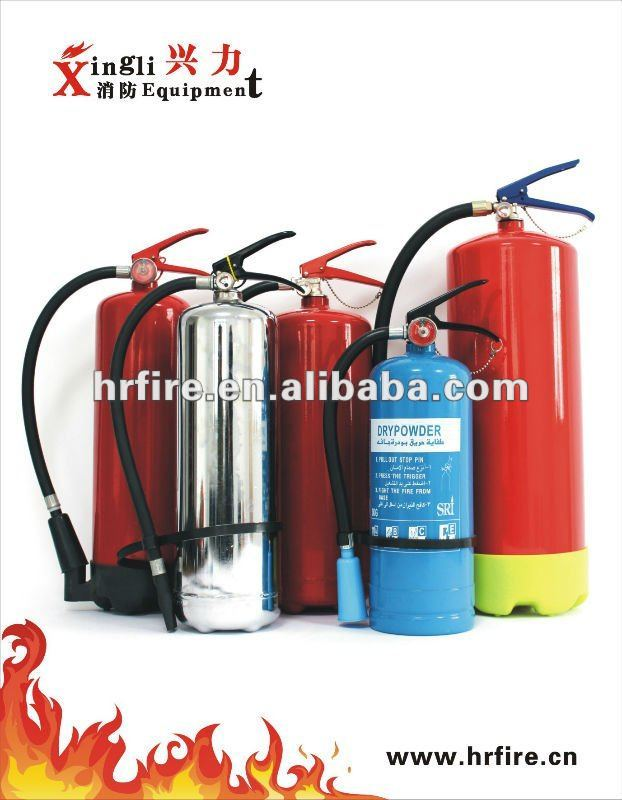 dry powder fire extinguisher/fire fighting equipment
