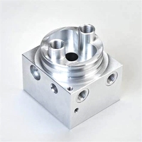 High demand OEM service precision 5 axis CNC machining aluminium parts