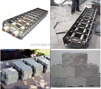 China Made Best Steel Moulds For Lightweight Concrete