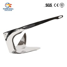 Marine Hardware Stainless Steel Ship Bruce Anchor
