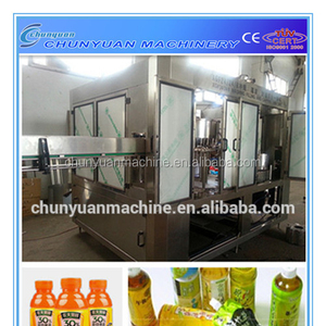 Beverage/Soft Drink/Tea Hot Filling Machine