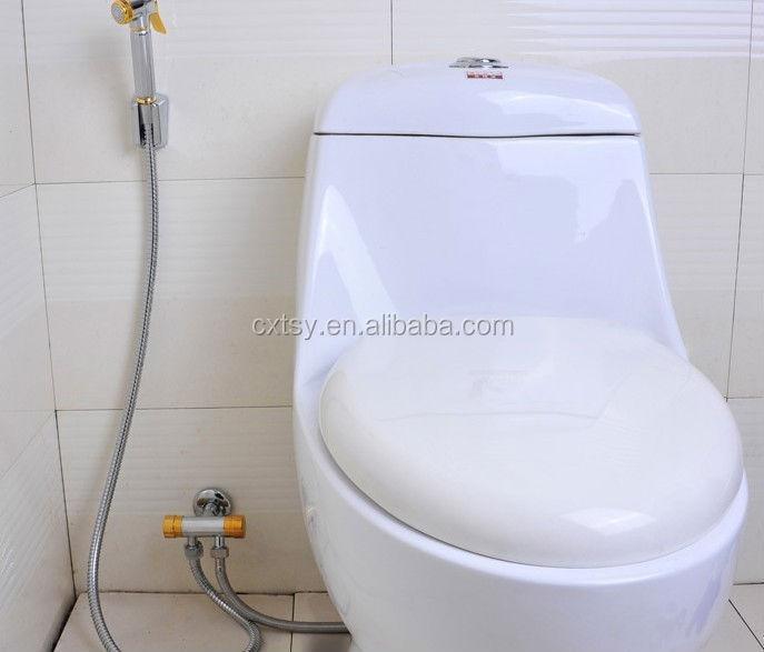 Toilet Bidet Faucet Sprayer With Hose Buy Bidet Faucet