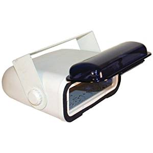 PYLE PRO PLMRCW3 Universal Marine Stereo Housing with Full Chassis-Wired Casing (White)