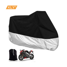 Outdoor Shelter Polyester material motorcycle cover waterproof