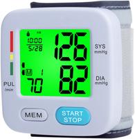 New amazon selling wrist blood pressure montior FDA