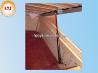 space saving high quality bed lifting gas spring(ISO9001:2008)