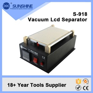 High Quality Lcd Disassemble Machine Mobile Vacuum Lcd Touch Screen Glass Digitizer Separator