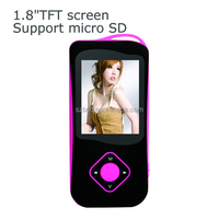 TF Card Slot USB Flash MP3 Player FM Radio E-Book reading voice recording mp4 player