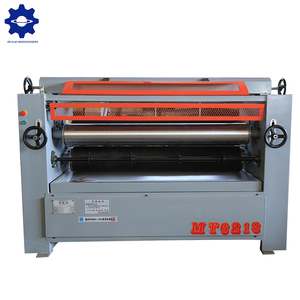 Double side MT-6213 gluing machine veneer for wooden doors facing