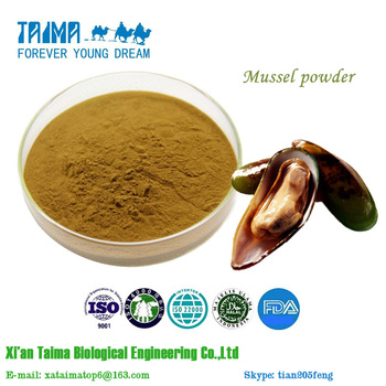 High Quality Green Lipped Mussel extract in stock with factory price