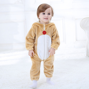 f5fb7a09d Latest Popular New Style Lovely Baby Clothes Brown Bear Plain Baby ...