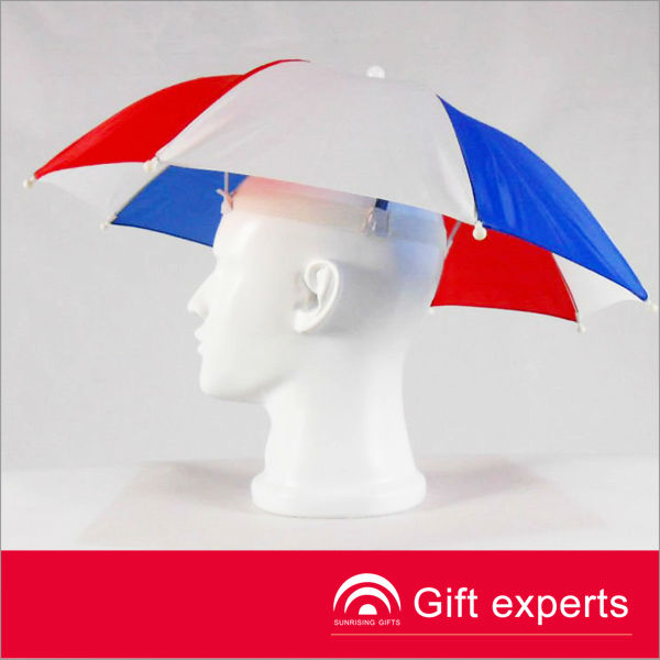 best quality football fan umbrella hat