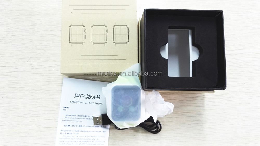 Microsd Card Reader Watch, Mp4 Watch Player With Pdf Reader, Watch Mobile Phone With Camera And Bluetooth