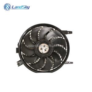 LandSky denso radiator fan motor radiator fan motor OEM 88590-12270 DC12v