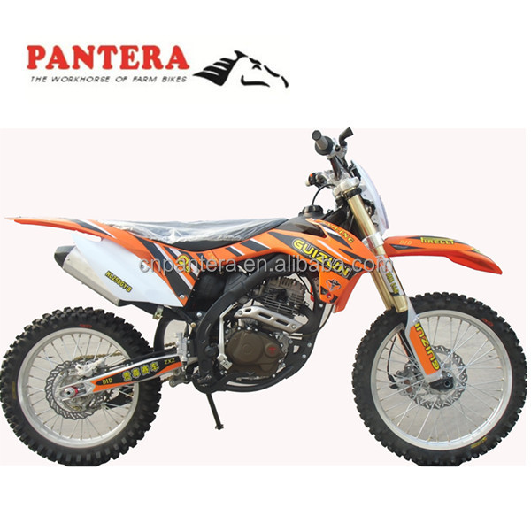 PT250-Q5 Powerful Alloy Muffler 250cc 200cc Racing Motorcycle