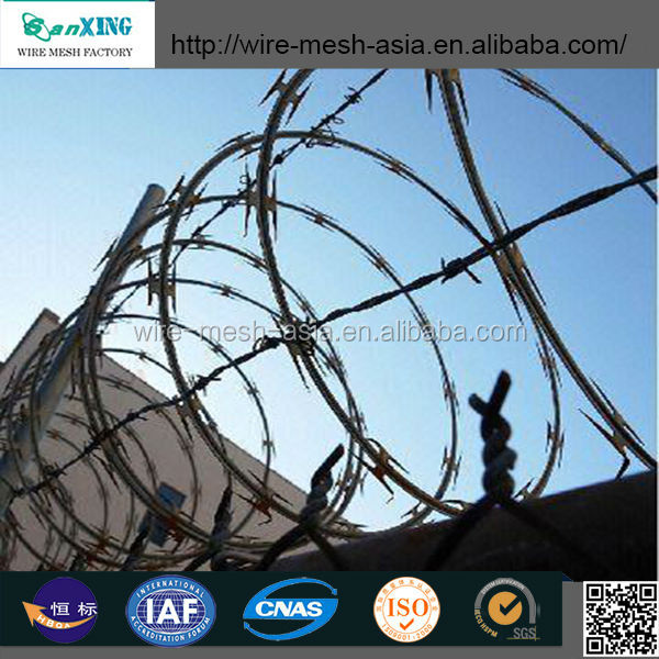 Barbed Wire Blade, Barbed Wire Blade Suppliers and Manufacturers at ...