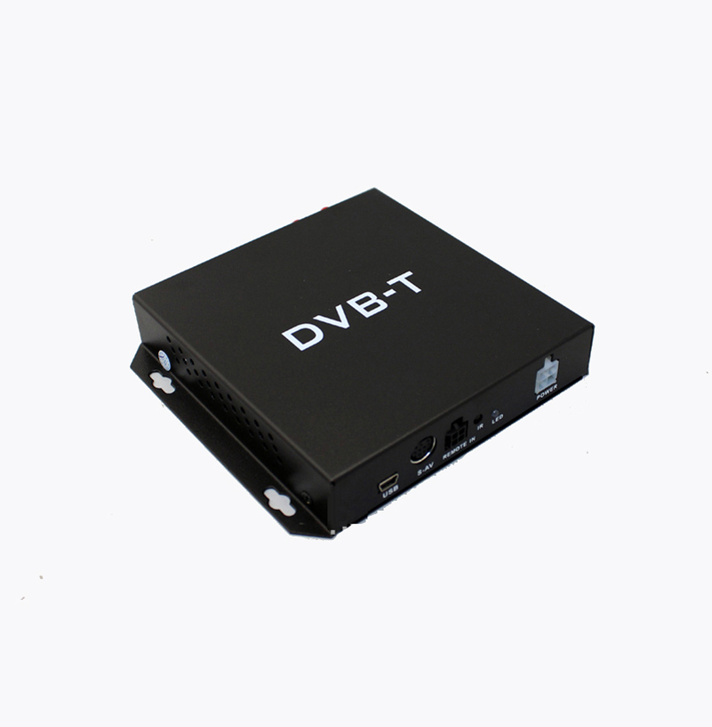 Car DVB-T MPEG4/ MPEG2 tuner Automobile digital TV 250KM/H car accessories