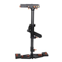 YELANGU Newest S800 Professional 47-80cm Carbon Fibre Handheld Camera Stabilizer for DSLR & DV Digital Video & other Camcorder
