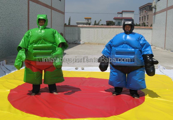 hot sale adults inflatable sumo wrestling suits/outdoor inflatable sumo game for kids/inflatable & Hot Sale Adults Inflatable Sumo Wrestling Suits/outdoor Inflatable ...
