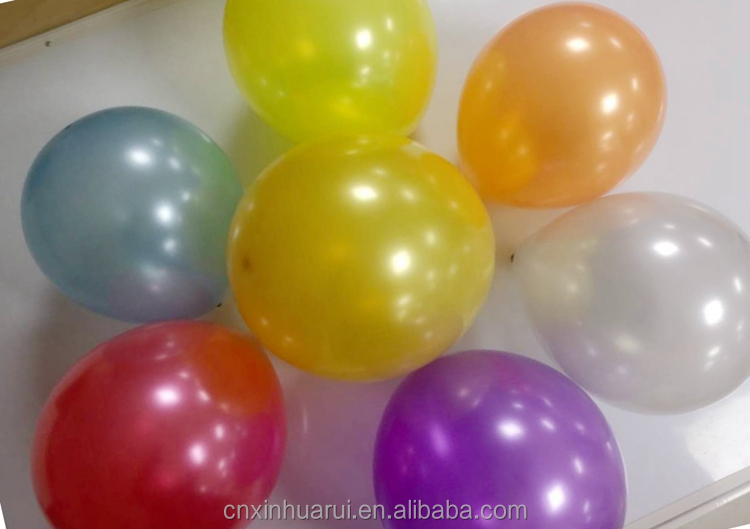 Inflatable ballon pearl latex bubble balloon