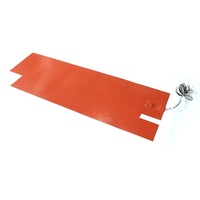 Flexible Silicone Rubber 150c Heating Blanket