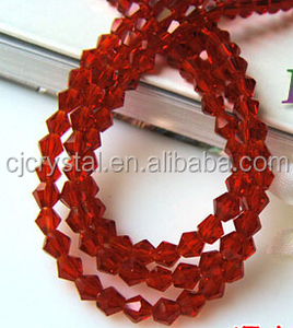 high-end european lampwork glass beads ,glass bicone beads