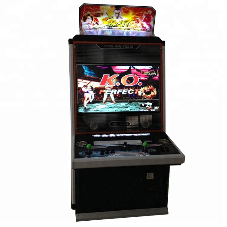 Coin Operated The King Of Fighters Street Fighter Arcade Video