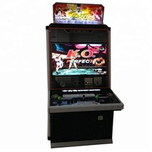 Muntautomaat De King Of Fighters straatvechter <span class=keywords><strong>arcade</strong></span> Video game <span class=keywords><strong>machine</strong></span>