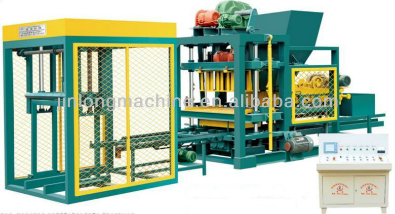 (Germany Siemens Motors)qt4-25 ecological brick machine for sale with best price from china manufacturer not trading company