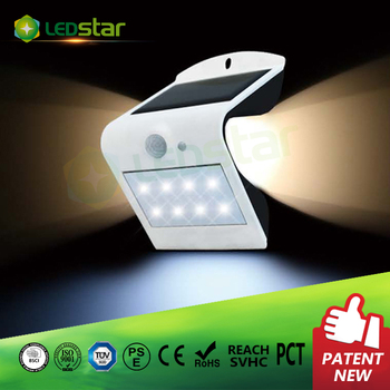 2017 patent new solar led wall light with pir sensor buy solar led 2017 patent new solar led wall light with pir sensor aloadofball Images