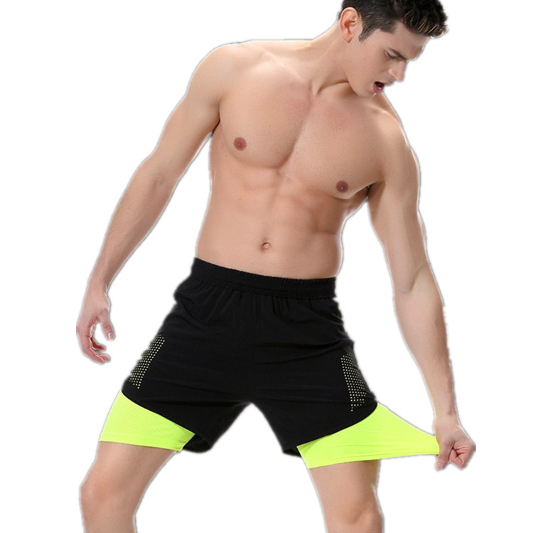 ASSUN Small batch customization compression shorts compression short tights men blank board shorts wholesale фото