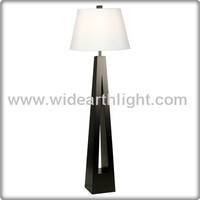 Ul Cul Listed Antique Brass Hotel Torchiere Floor Lamp With Glass ...