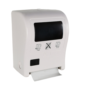 Bathroom and Kitchen Auto Cut Paper Towel Dispenser Wall Mount Ker for Automatic Roll Paper Towel Dispenser