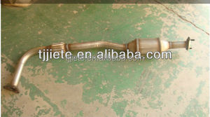 Tianjin Factory Chevrolet Spark exhaust parts three-way catalytic converter