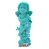 Nicole R1309 3D cute angel silicone rubber mold for stone