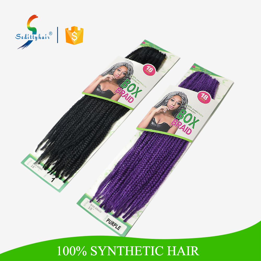 synthetic box crochet braiding hair,guangzhou manufacturer cheap luxury OEM branded wholesale crotchet hair pieces sold online