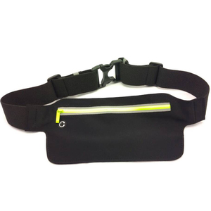 New products, Factory wholesale custom lycra waterproof pack running waist belt