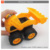 Plastic friction car dump construction truck vehicle toys for kids