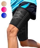 Thigh Compression Sleeve for Running, Basketball, Tennis, Soccer, Sports