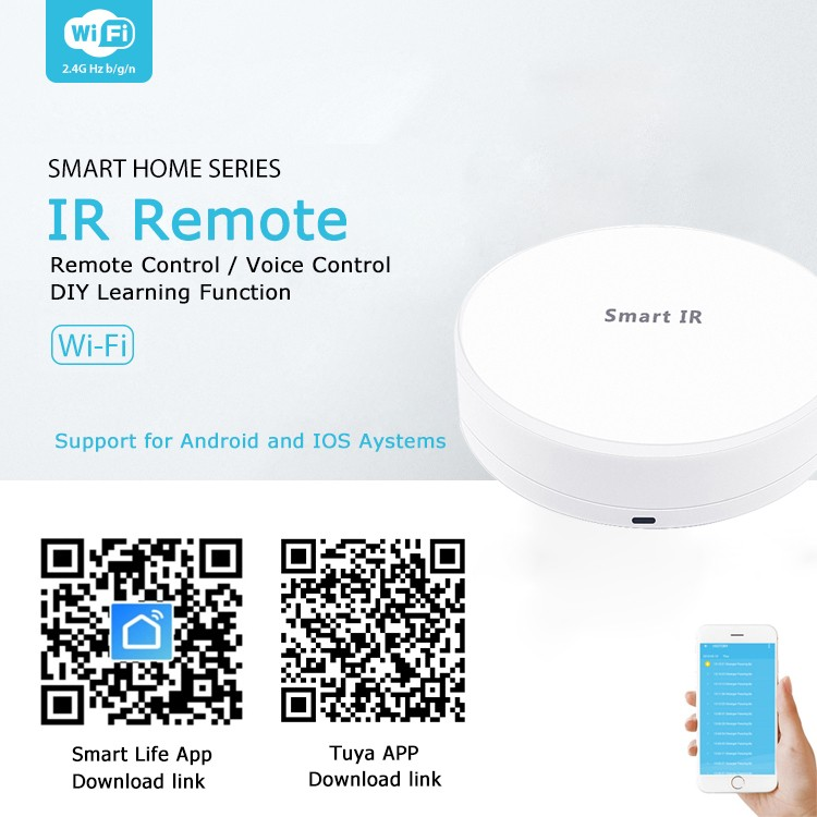 Echo Alexa Google Home Voice Control Intelligent AC TV