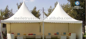 pagoda wedding party tentfood display tent canton fair exhibition tent : food tent - memphite.com