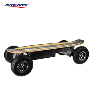 800W electric skateboard with remote control