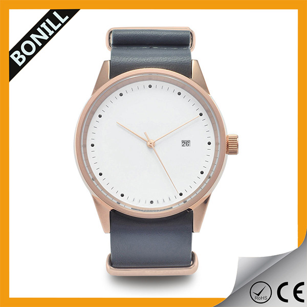 china watch factory stainless steel back water resistant watch oem/odm watch