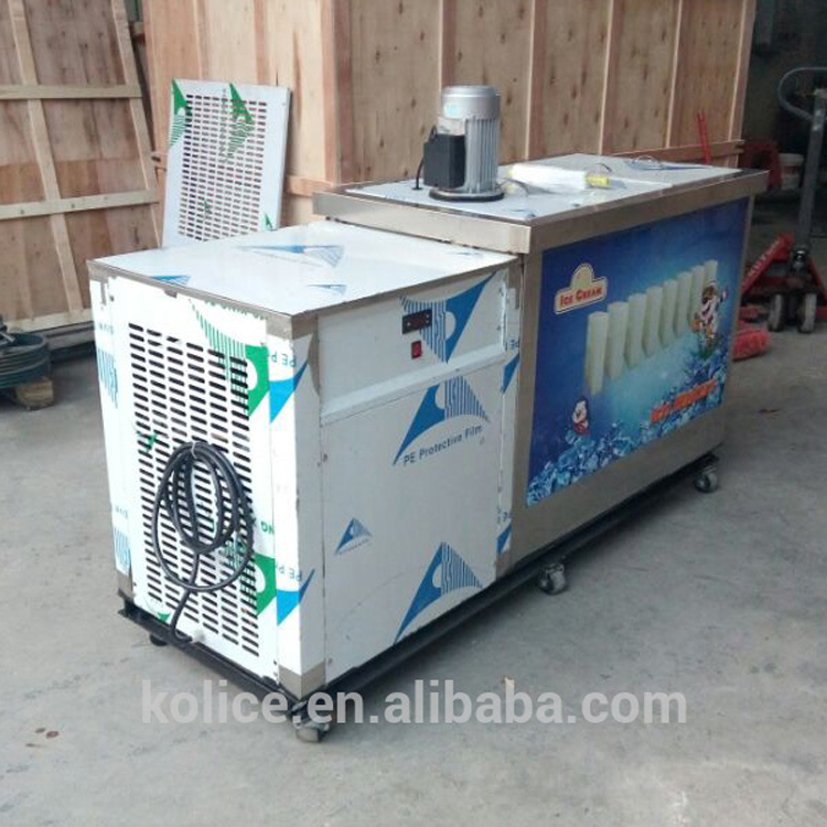 High efficiency commercial 500kg big ice making industrial