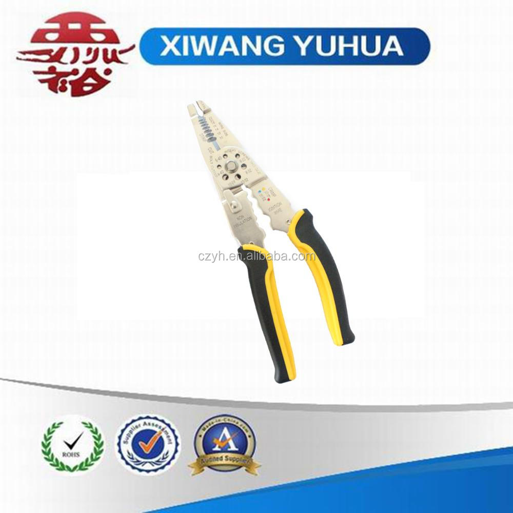 High quality hand tool for cutting wire